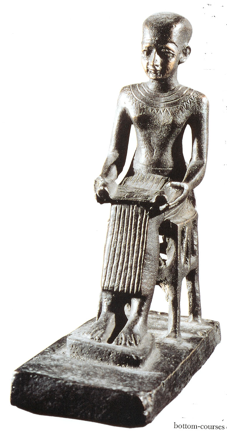 Greatest africans of all times for Imhotep architecte
